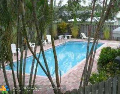 Wilton Manors Rental For Rent: 620 NE 28th St #204