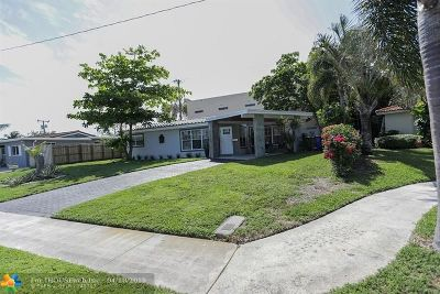 Deerfield Beach Single Family Home For Sale: 1529 SE 8th Ave