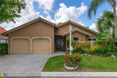 Cypress Run Single Family Home For Sale: 10630 NW 16th St