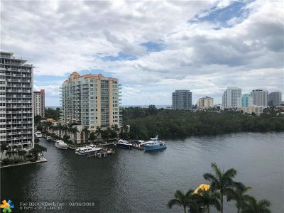 Fort Lauderdale FL Condo/Townhouse For Sale: $225,000