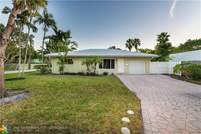 Fort Lauderdale Multi Family Home For Sale: 745 NE 17th Rd