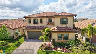 Parkland Single Family Home For Sale: 11320 Watercrest Cir E