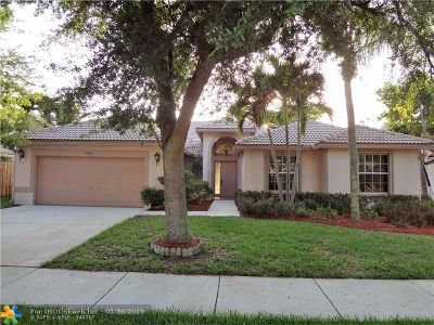 Coconut Creek Single Family Home Backup Contract-Call LA: 7531 NW 47th Ave