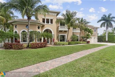 Boynton Beach Single Family Home For Sale: 6884 Cobia Cir