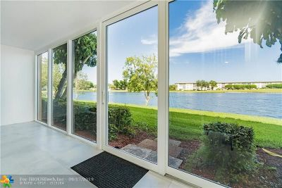 Broward County Condo/Townhouse For Sale: 3204 Portofino Pt #N1