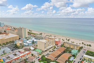 Hollywood Condo/Townhouse For Sale: 320 S Surf Rd #606