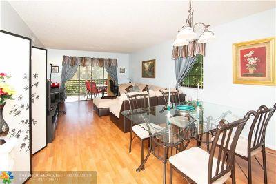Condo/Townhouse Pending Sale: 6095 N Sabal Palm Blvd #312