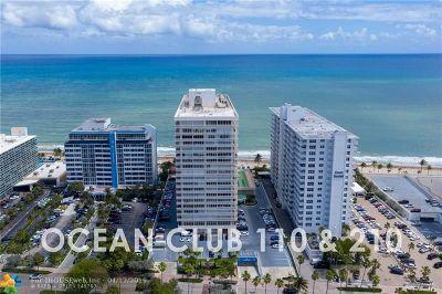 Rental For Rent: 4020 Galt Ocean Dr #110