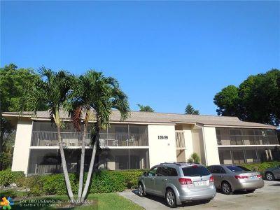 Deerfield Beach Condo/Townhouse For Sale: 159 Deer Creek Blvd #504