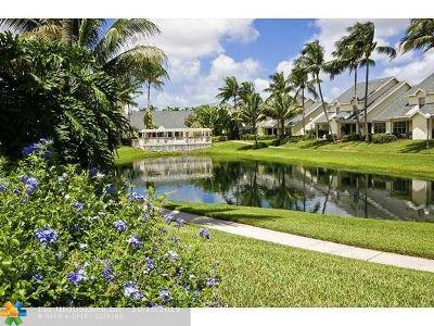 Boca Raton Condo/Townhouse For Sale: 6307 La Costa Dr #C