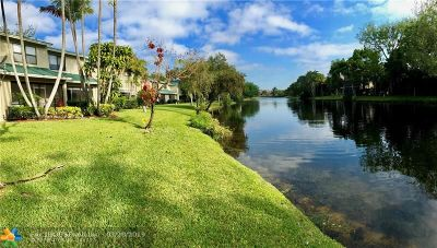 Plantation Condo/Townhouse Backup Contract-Call LA: 500 Westree Ln #500