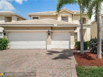 Wellington Single Family Home Backup Contract-Call LA: 11195 Stone Creek St