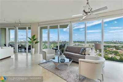 Fort Lauderdale Condo/Townhouse For Sale: 111 SE 8th Ave #1601