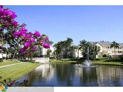 Boca Raton Condo/Townhouse For Sale: 6299 La Costa Dr #A