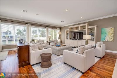 Fort Lauderdale Single Family Home For Sale: 1500 SE 13th St