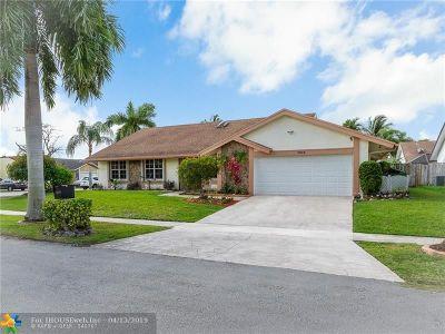 Lauderhill Single Family Home Backup Contract-Call LA: 7310 NW 49th St