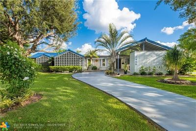 Miami Single Family Home For Sale: 7360 SW 136th St