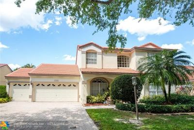 Cooper City Single Family Home Backup Contract-Call LA: 10343 Bermuda Dr