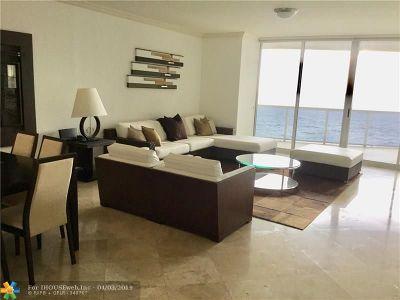 Condo/Townhouse For Sale: 3200 N Ocean Blvd #803