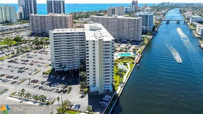 Fort Lauderdale Condo/Townhouse For Sale: 3200 NE 36th St #909