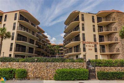 Rental For Rent: 2029 N Ocean Blvd #201