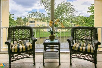Tamarac Condo/Townhouse For Sale: 5830 NW 64th Ave #310