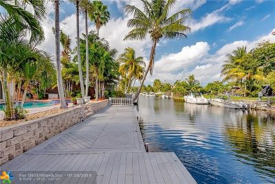Fort Lauderdale Single Family Home For Sale: 4640 SW 34th Dr