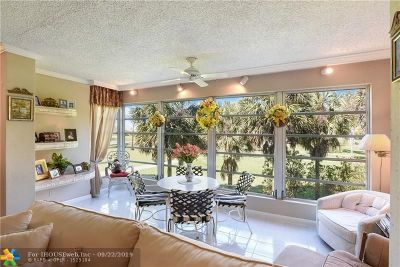 Pompano Beach Condo/Townhouse For Sale: 3960 Oaks Clubhouse Drive #207