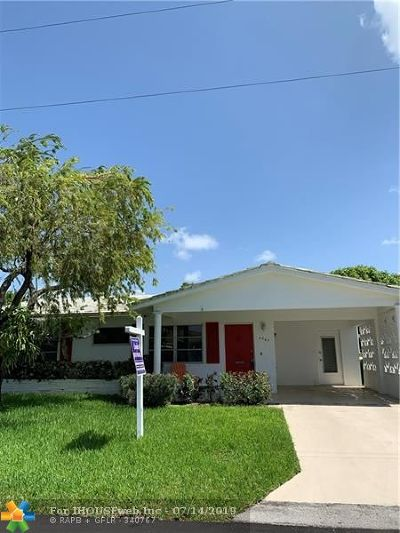 Tamarac Single Family Home For Sale: 2920 NW 46th St