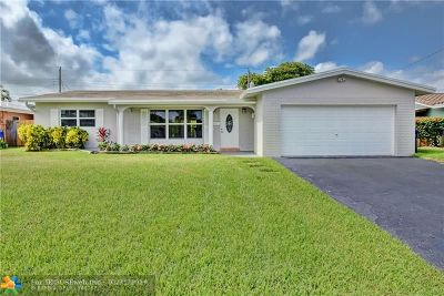 Fort Lauderdale Single Family Home For Sale: 5311 NE 16th Ter
