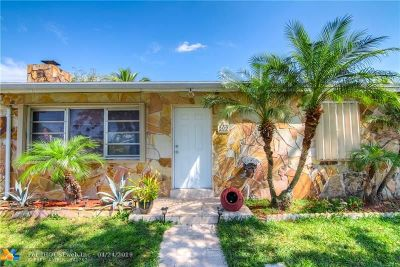 West Palm Beach Single Family Home For Sale: 809 Elm Rd