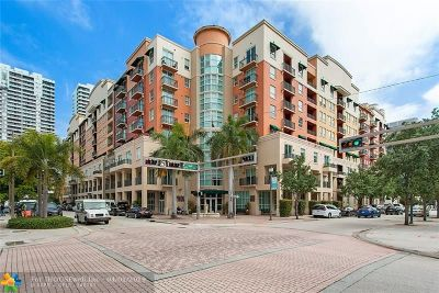 West Palm Beach Condo/Townhouse For Sale: 600 S Dixie Hwy #155