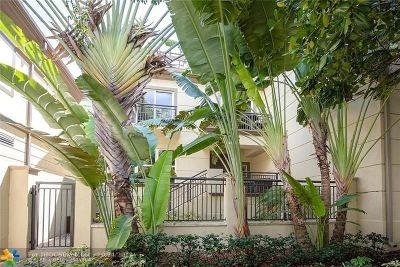 Condo/Townhouse For Sale: 2601 NE 14th Ave #100