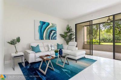 Boca Raton Condo/Townhouse For Sale: 7546 La Paz Blvd #106