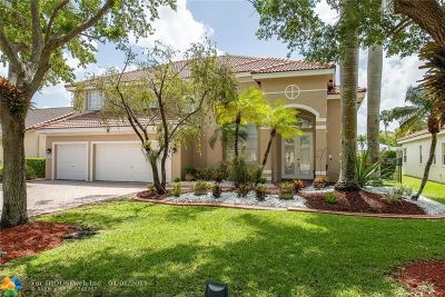 Coral Springs Single Family Home Backup Contract-Call LA: 10360 NW 52nd St