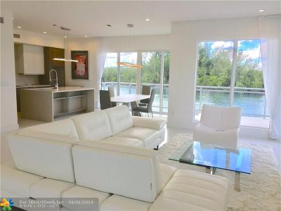 Hollywood Condo/Townhouse For Sale: 6100 N Ocean Dr #N3