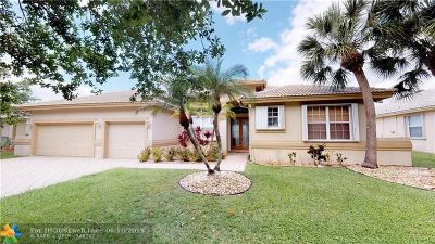 Cooper City Single Family Home For Sale: 12913 Spring Lake Dr