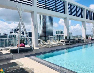 Miami Condo/Townhouse For Sale: 151 SE 1st St #808