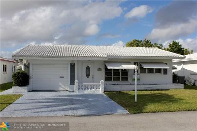 Tamarac Single Family Home Backup Contract-Call LA: 8205 NW 59th Ct