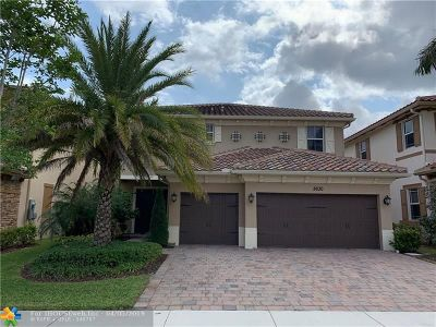Parkland Single Family Home For Sale: 8630 Waterside Ct