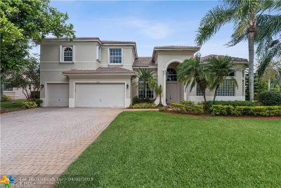 Coral Springs Single Family Home Backup Contract-Call LA: 11963 NW 9th St