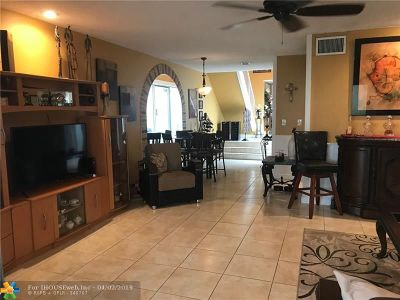 Plantation Condo/Townhouse Backup Contract-Call LA: 6908 NW 5th St #203