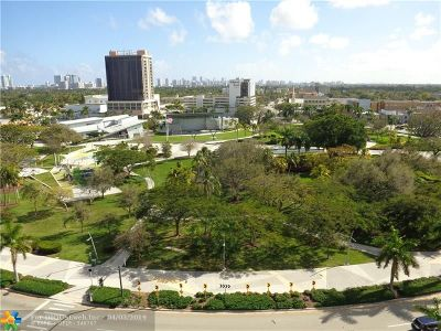 Hollywood Condo/Townhouse For Sale: 1830 Radius Dr #1015