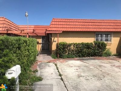Hialeah Condo/Townhouse For Sale: 4231 W 19th Ave