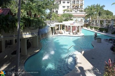 Wilton Manors Rental For Rent: 2625 NE 14th Ave #109