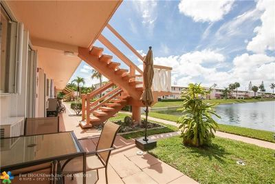 Hallandale Condo/Townhouse For Sale: 1000 SW 10th Ter #3P