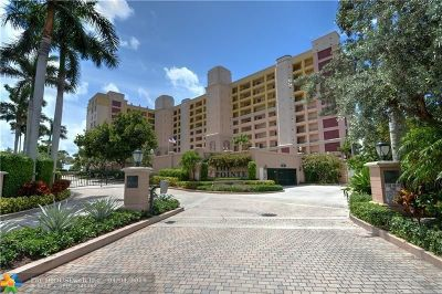Pompano Beach Condo/Townhouse For Sale: 2880 NE 14th Street Cswy #402