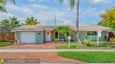 Deerfield Beach Single Family Home Backup Contract-Call LA: 309 SE 11th Ct