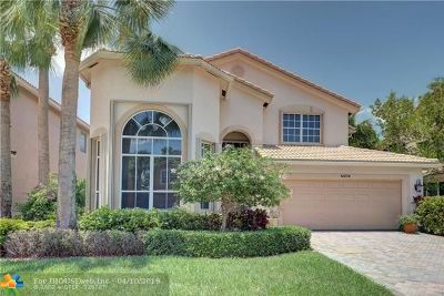Boynton Beach Single Family Home For Sale: 12278 Colony Preserve Dr