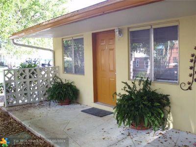 Wilton Manors Multi Family Home For Sale: 900 NE 23rd Dr